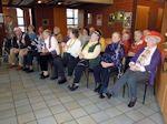 Seniorentanzgruppe VFG Meckenheim beim Seniorenkreis Christuskirche