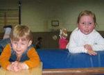 Bambini-Club - Turnen für die Kleinsten