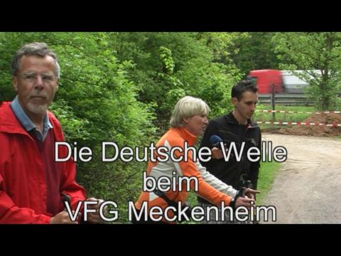 Deutsche Welle beim VFG Meckenheim