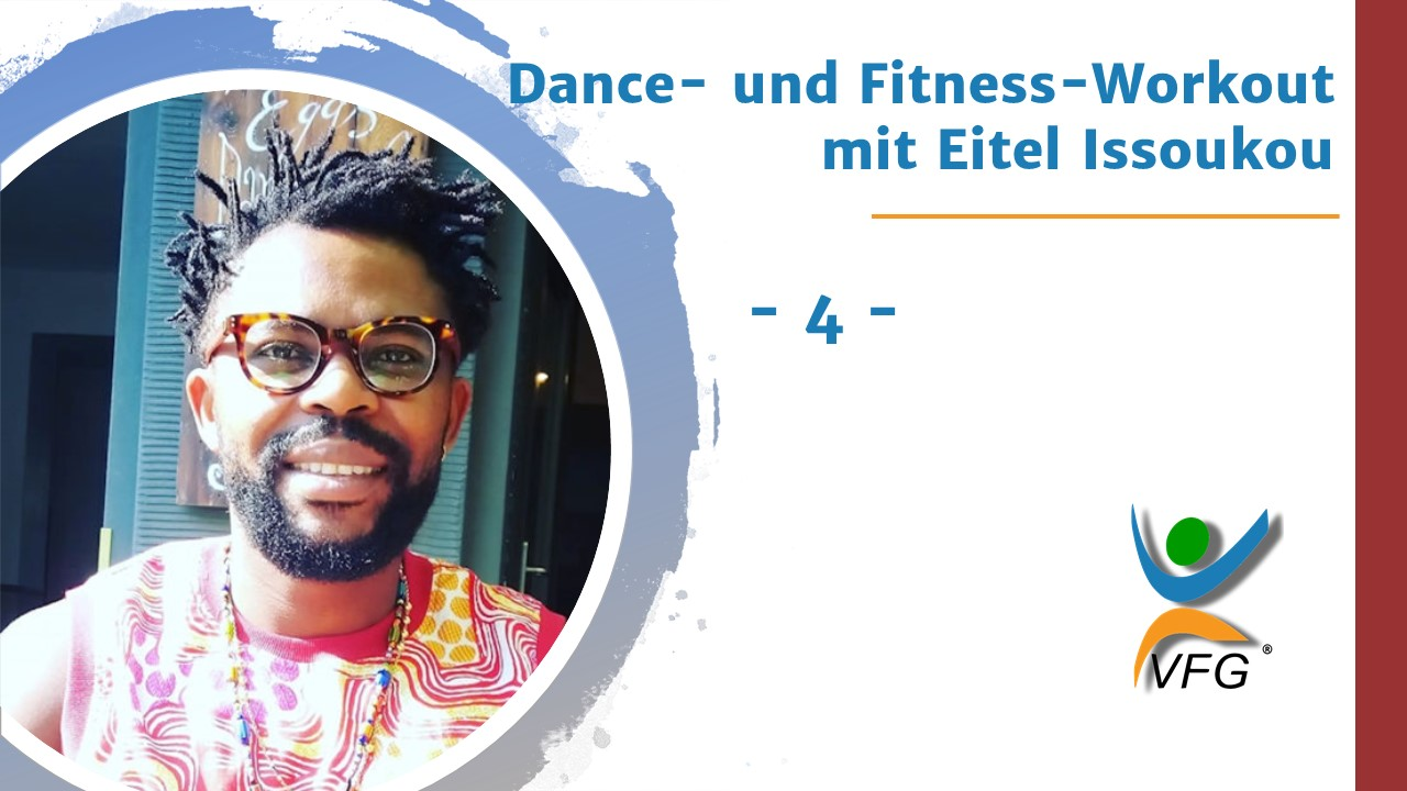 Workout mit Eitel Issoukou