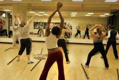 Fitness Dancing für Frauen