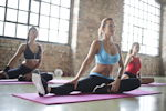 Neues Angebot: Fitness Yoga
