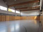 Die Fronhofhalle steht wieder für den Vereins- und Schulsport zur Verfügung
