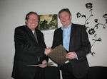 VFG Meckenheim und Hephata schließen Kooperationsvertrag