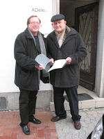 VFG Meckenheim schließt Kooperationsvertrag mit Sozialpsychiatrischem Zentrum Meckenheim
