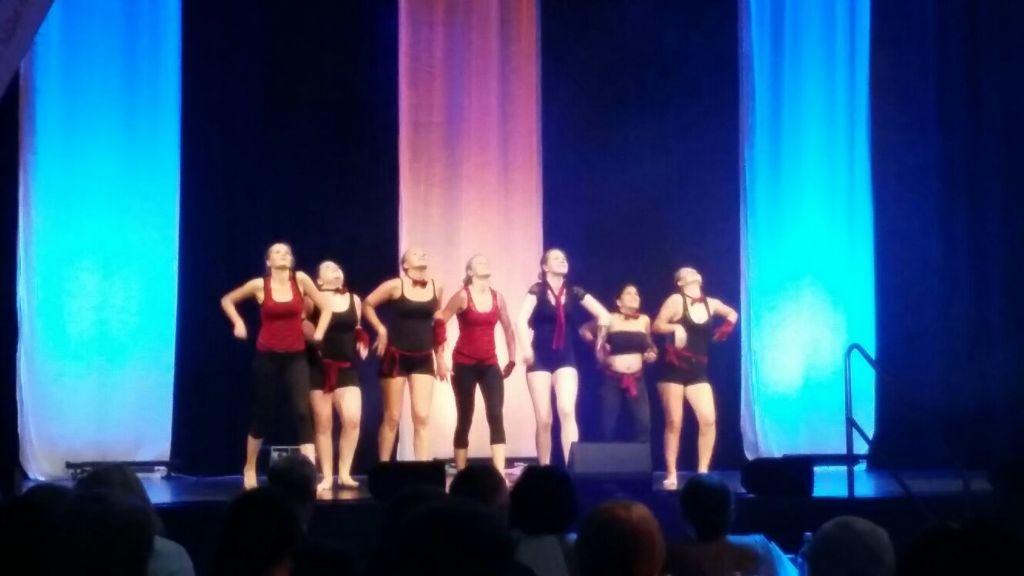 Lets Dance II Mädchen (ab 12 Jahre)