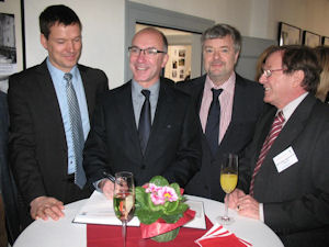 Neujahrsempfang beim VFG Meckenheim