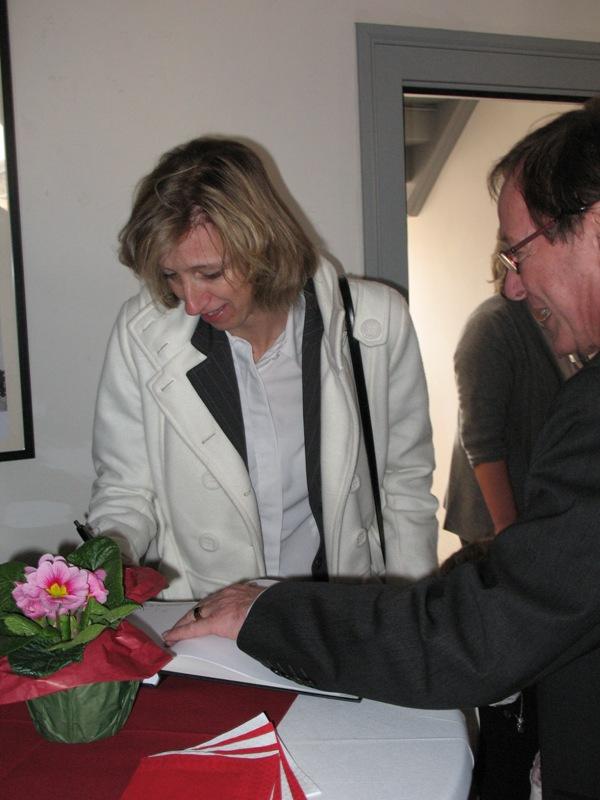 Dr. Evelyn Nagel und Hans-Jürgen Hugenschmidt