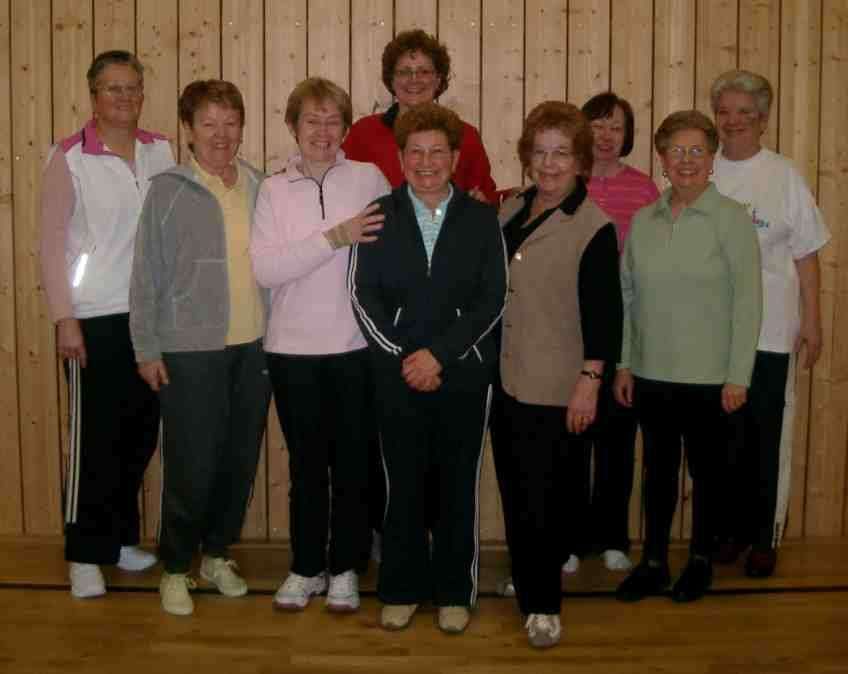 Sport für Rheuma-, Arthrose- und Osteoporoseerkrankte