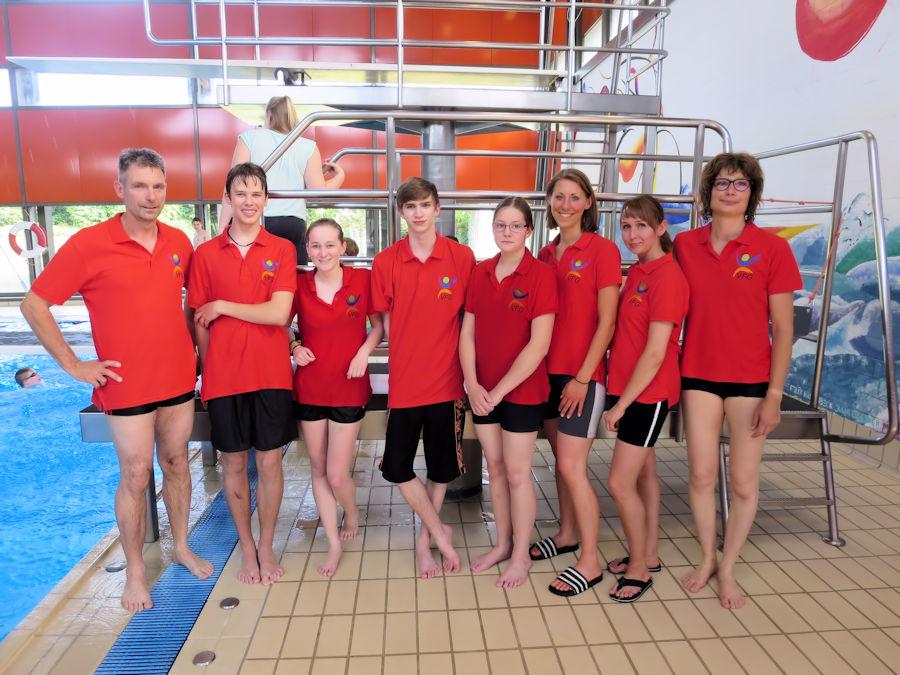 Aggua Troisdorf Schwimmkurse