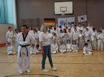 Taekwondo:  Vielen Dank & Tschüss Chan-Ok Choi – Willkommen: Fenja & Meike Wiluda, Werner Pudlich - der neue Trainerstab