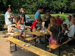 Taekwondo Work�shop & Sommer�fest beim VFG Meckenheim