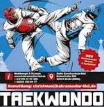 Unsere Taekwondoin erfolgreich beim Open Christmas Turnier