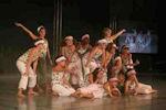 Unsere  Tanzmäuse mit Violetta Laufer