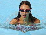 regelmäßiges Schwimmen
