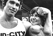 Die schweren Muskelkilos würden bei Arnold Schwarzenegger als Übergewicht diagnostiziert.