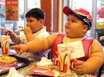 20 Prozent der Kinder leiden bereits an Übergewicht