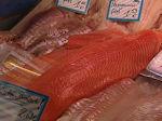 Im Lachs ist sehr viel Vitamin D enthalten
