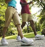 Walking ist, einfach gesagt, schnelles, sportliches Gehen