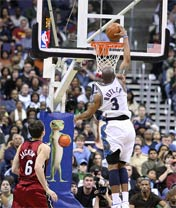 Basketball Dunk / Foto: Keith Allison