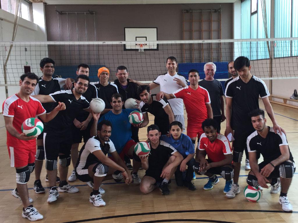 Sport bringt Menschen zusammen!