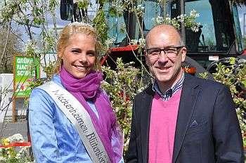 Meckenheimer Blütenfest 2012