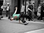 Demnächst beim VFG:    Breakdance