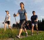 Einladung: Nordic-Walking Tour mit Gänseessen