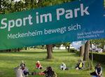 Das Programm für SPORT IM PARK in Meckenheim steht