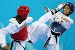 Taekwondo:  Kampftraining montags findet in der Halle statt