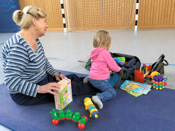 Kinderbetreuung beim VFG Meckenheim